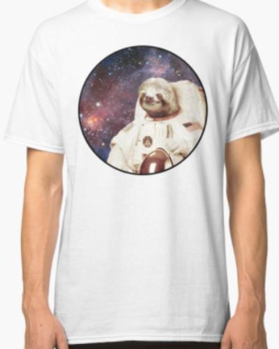 Astro Sloth