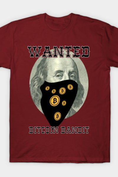 Bitcoin Bandit 2 T-Shirt