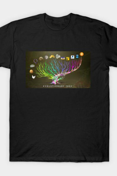 Bitcoin Evolution T-Shirt