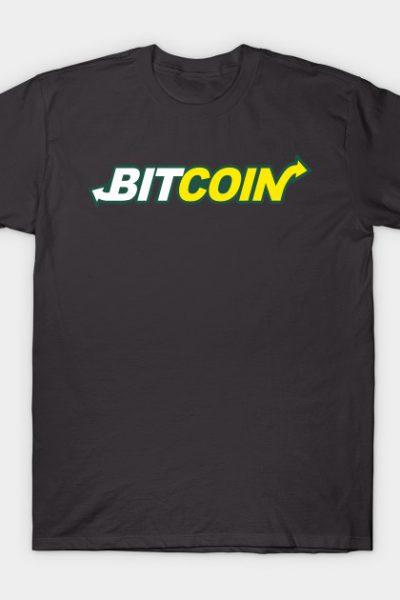 Bitcoin Logo Mashup T-Shirt