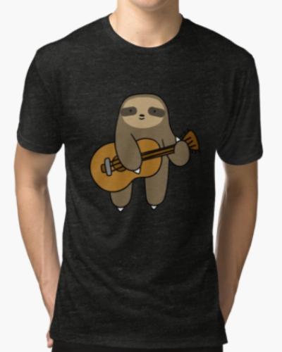 Guitar Sloth