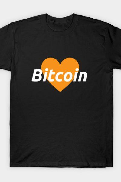 I <3 Bitcoin T-Shirt