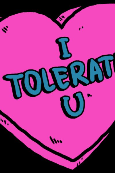 I Tolerate You T Shirt