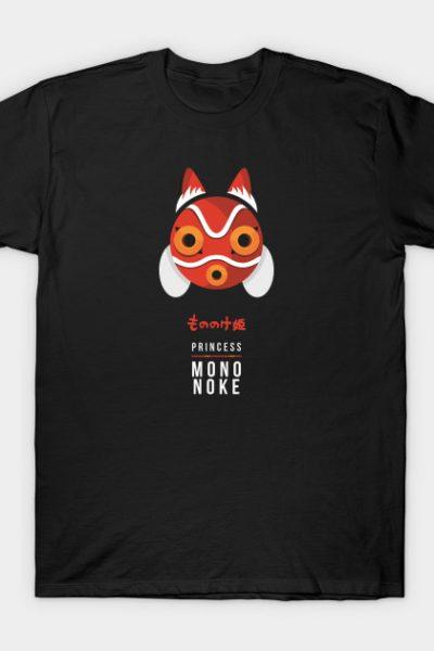 Japan Comic Mononoke T-Shirt