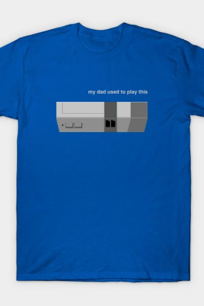 Old Console T-Shirt