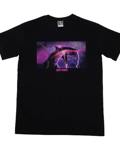 Shark Breach Organic Cotton T-Shirt
