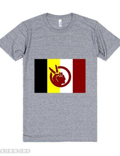 American Indian Movement   T-Shirt   SKREENED