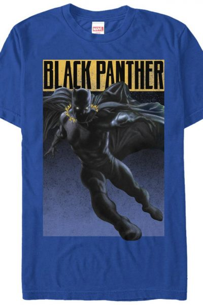 Black Panther Mode Adult Regular Fit T-Shirt
