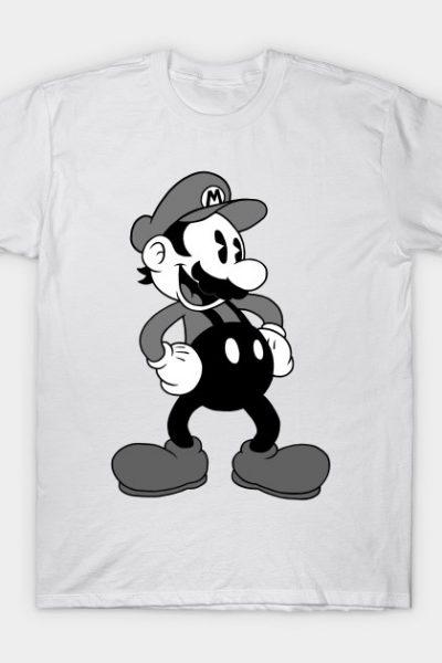 Disney Mario T-Shirt