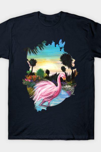 Flamingos Paradise