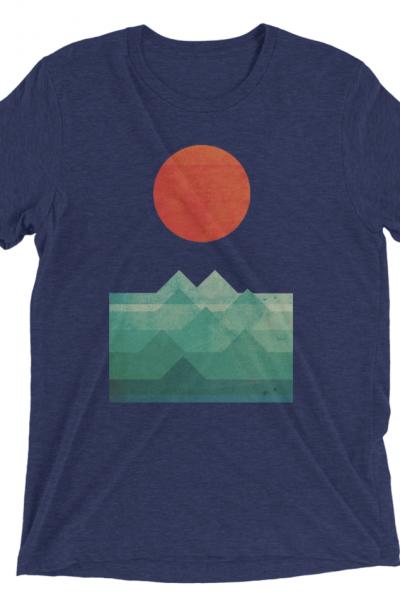 Geo Sunscape T-shirt