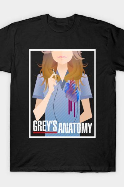 Grey's Heart Anatomy T-Shirt