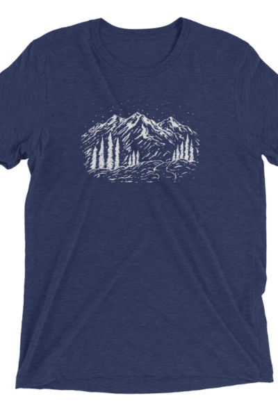Love Mountains T-shirt