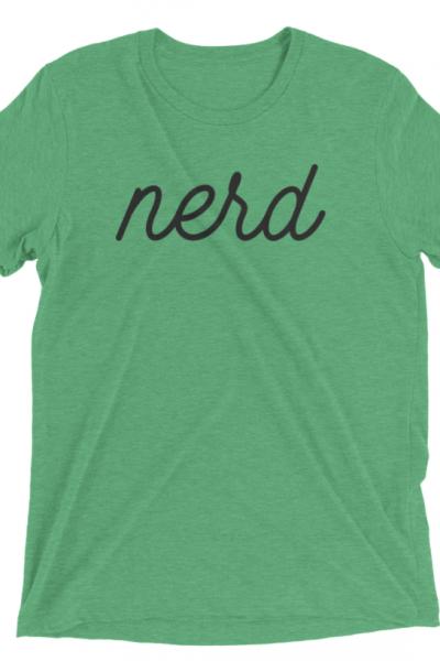 Proud Nerd T-Shirt