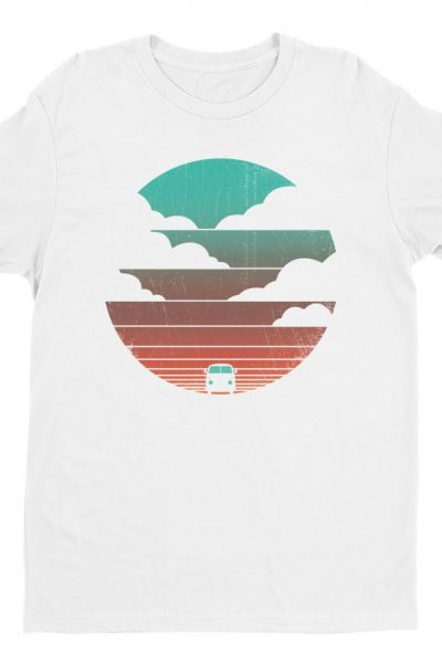 Sunset Bus T-shirt