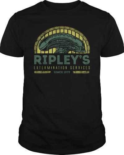 Alien Ripley's Extermination Services