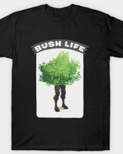 Fortnite Battle Royale – Bush Life T-Shirt