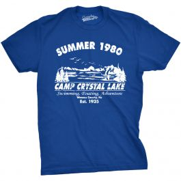 Summer 1980 Camp Crystal Lake