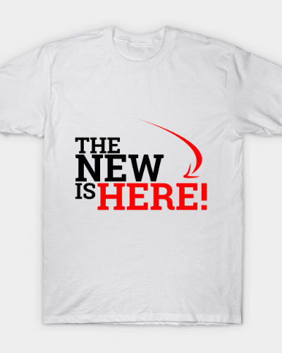The new is HERE!