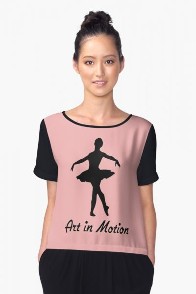 Art in Motion, Ballet dancer