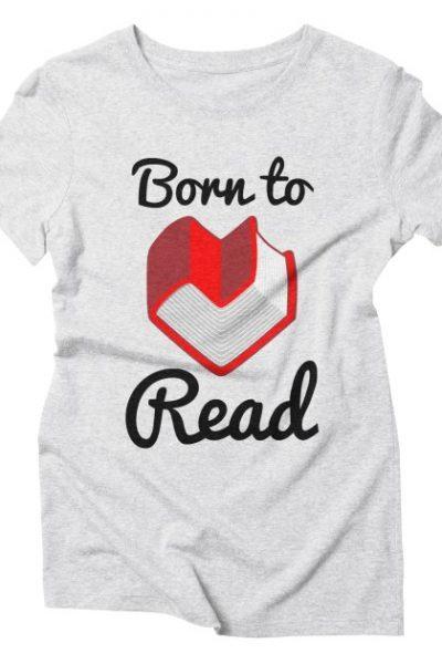 Born to Read II | Grandio Design Artist Shop