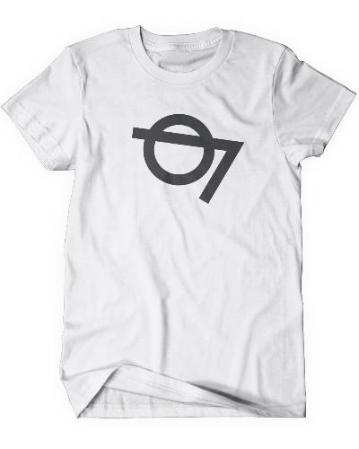 Classic (White) Logo Tee