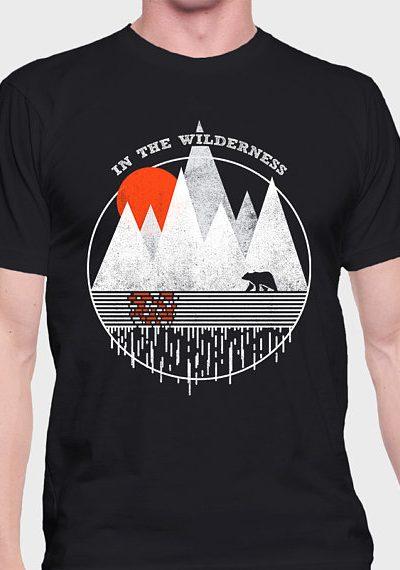 In The Wilderness –  Unisex / Men's / Women's T-Shirt