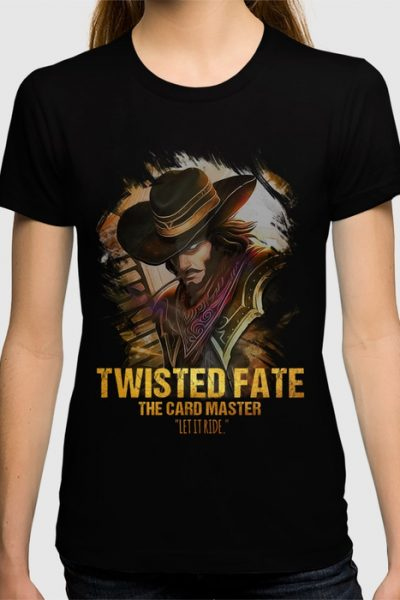 TWISTED FATE – [The Card Master]