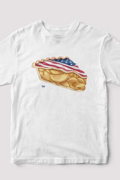 Apple Pie Logo T-Shirt