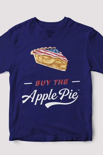 Apple Pie Pastime T-Shirt