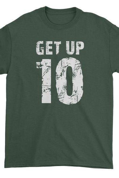 Get Up 10 Mens T-shirt