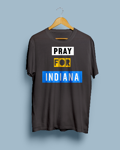 Pray for Indiana – School Shooting T-Shirts