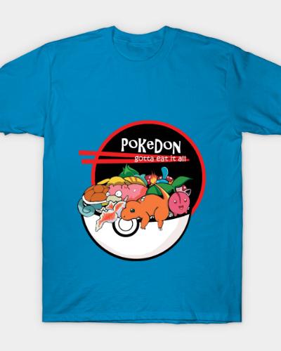 Pokedon – gotta eat it all