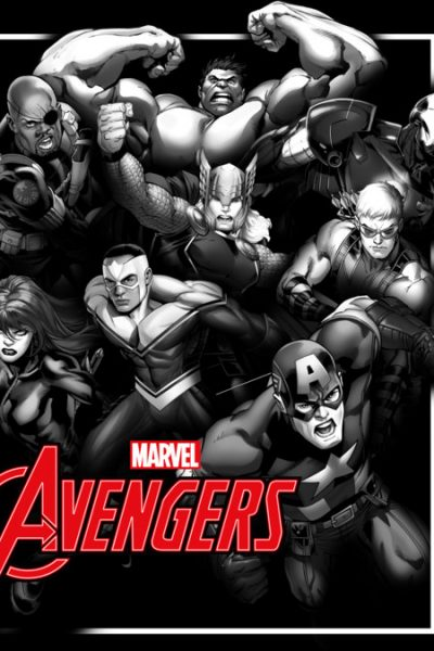 Avengers Pop Out T Shirt By Marvel Design By Humans
