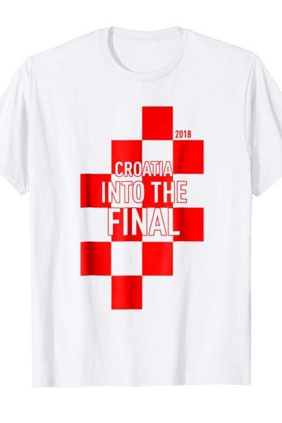 Croatia Into the Final 2018