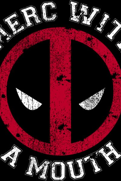 Deadpool Merc With A Mouth T Shirt By Marvel Design By Humans