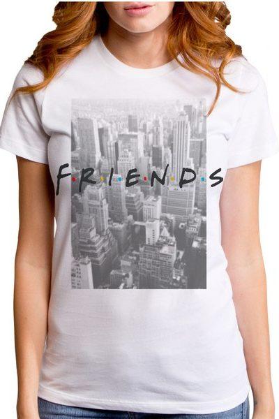 Friends Skyview Girls T-Shirt