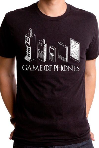 Game Of Phones T-Shirt