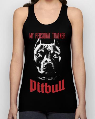 Pitbull My Personal Trainer