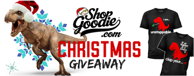 Goodie Two Sleeves Christmas Giveaway: Over $250 in prizes