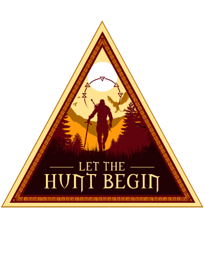 Let the Hunt Begin