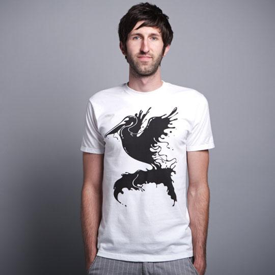 peliCAN charity tshirt