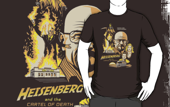 Breaking Bad T-shirts