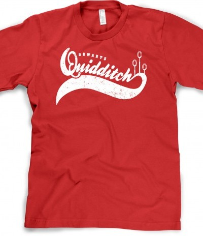 Quidditch T Shirt