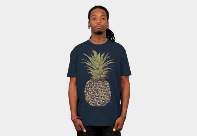 Pineapple Eyes
