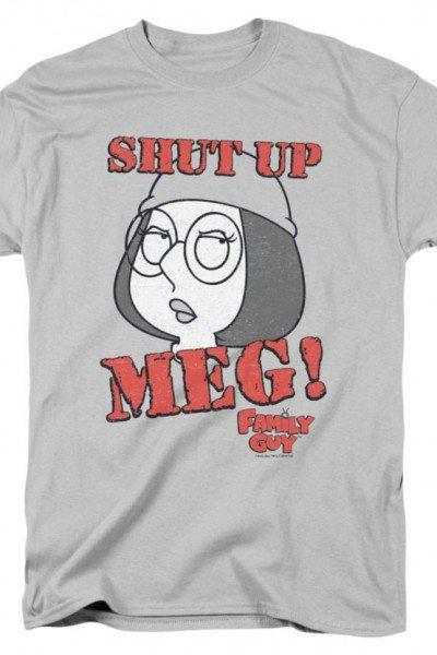 Family Guy – Shut Up Meg
