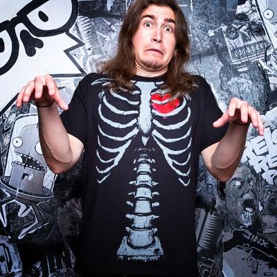 8 Bit X-Ray T-shirt