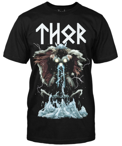 loki thor t-shirts