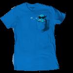 pocket mosnter blue