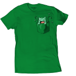 poket monster green